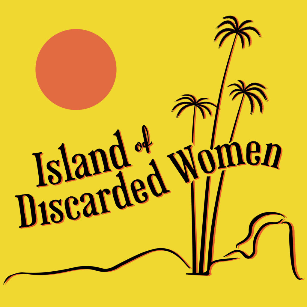 Island of Discarded Women logo