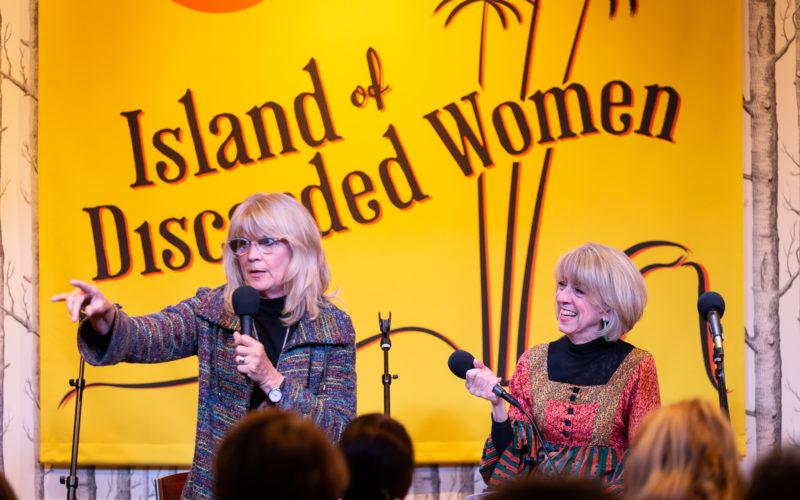Sue + Special Guest Lorna Landvik
