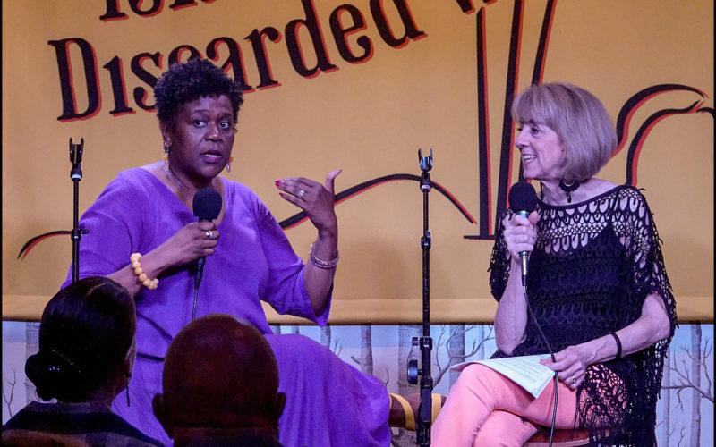Sue + Special Guest Robin Hickman