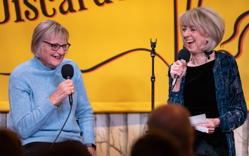 Sue + Special Guest Susan Kimberly