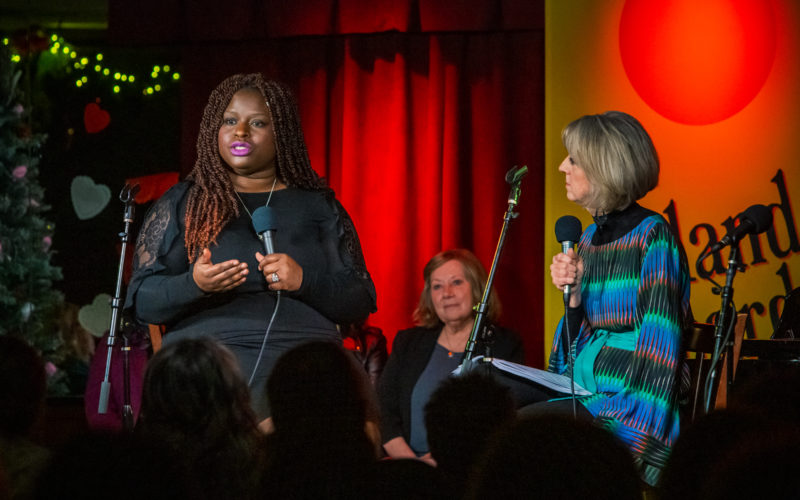 Sue + Special Guest Nekima Levy Armstrong